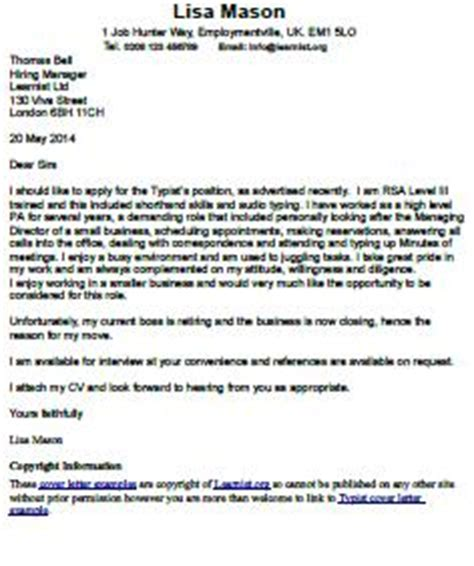 Legal Research Assistant Cover Letter Sample